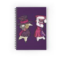 Karneval Sidekicks Spiral Notebook