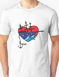 LoveBoat colour 2 T-Shirt