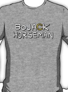BoJack Horseman title T-Shirt