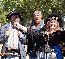 Pulling the Pirate's Beard by Renee D. Miranda