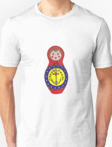 Matryoshka Color Unisex T-Shirt