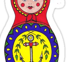 Matryoshka Color Sticker
