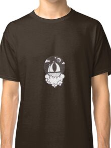Sailing in the clouds Classic T-Shirt