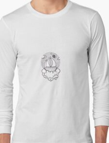 Sailing in the clouds Long Sleeve T-Shirt