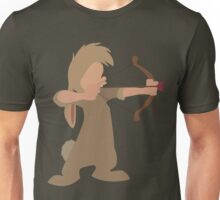 "Nibs Bow and ""Arrow"" Unisex T-Shirt"
