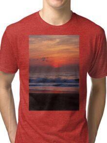Atlantic Sunrise Tri-blend T-Shirt
