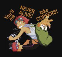 cowboy bebop edward anime manga shirt by ToDum2Lov3