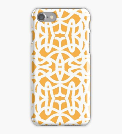ethnic patterns iPhone Case/Skin