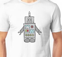 Robot Friend 1000 Unisex T-Shirt