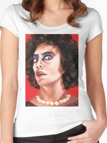 Frankenfurter Women's Fitted Scoop T-Shirt