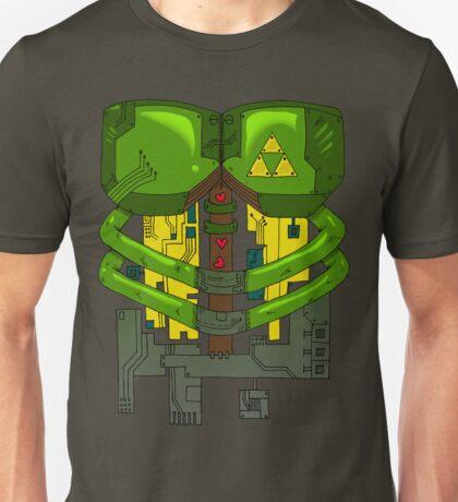 HYRULE TECH: INNER SHELL Unisex T-Shirt