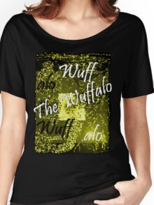 The Wuffalo Women's Relaxed Fit T-Shirt