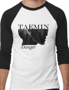 Face Taemin - Danger Men's Baseball ¾ T-Shirt