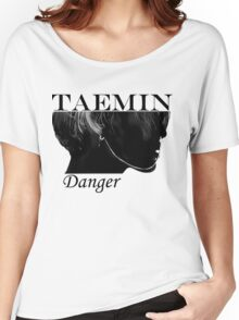 Face Taemin - Danger Women's Relaxed Fit T-Shirt