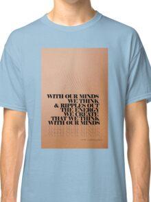 Mind Tripping Ripples © Vicki Ferrari Photography  Classic T-Shirt
