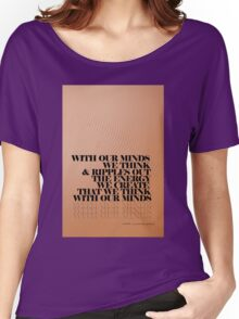 Mind Tripping Ripples © Vicki Ferrari Photography  Women's Relaxed Fit T-Shirt