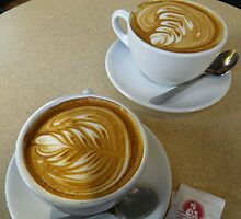 Two Lattes, Please by Betty Mackey