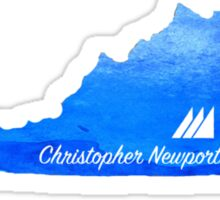 Christopher Newport University  Sticker