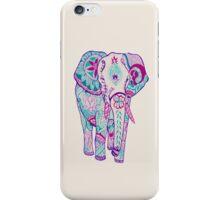Colorful Elephant iPhone Case/Skin