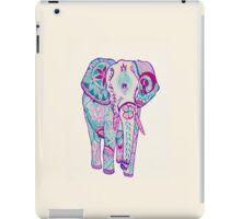 Colorful Elephant iPad Case/Skin