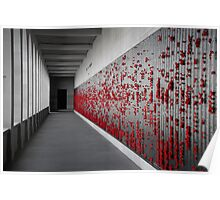 Wall of Rememberence  Poster