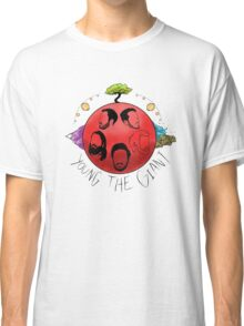 Young the Giant Festive Planet Classic T-Shirt
