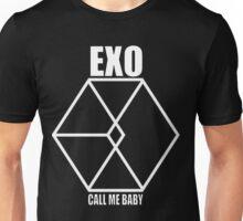 EXO Call me baby White Unisex T-Shirt