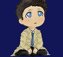 Castiel  by crazyfangirl97