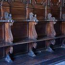Vestry Bench by phil decocco