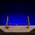 Blue Night Bay by Jane Keats