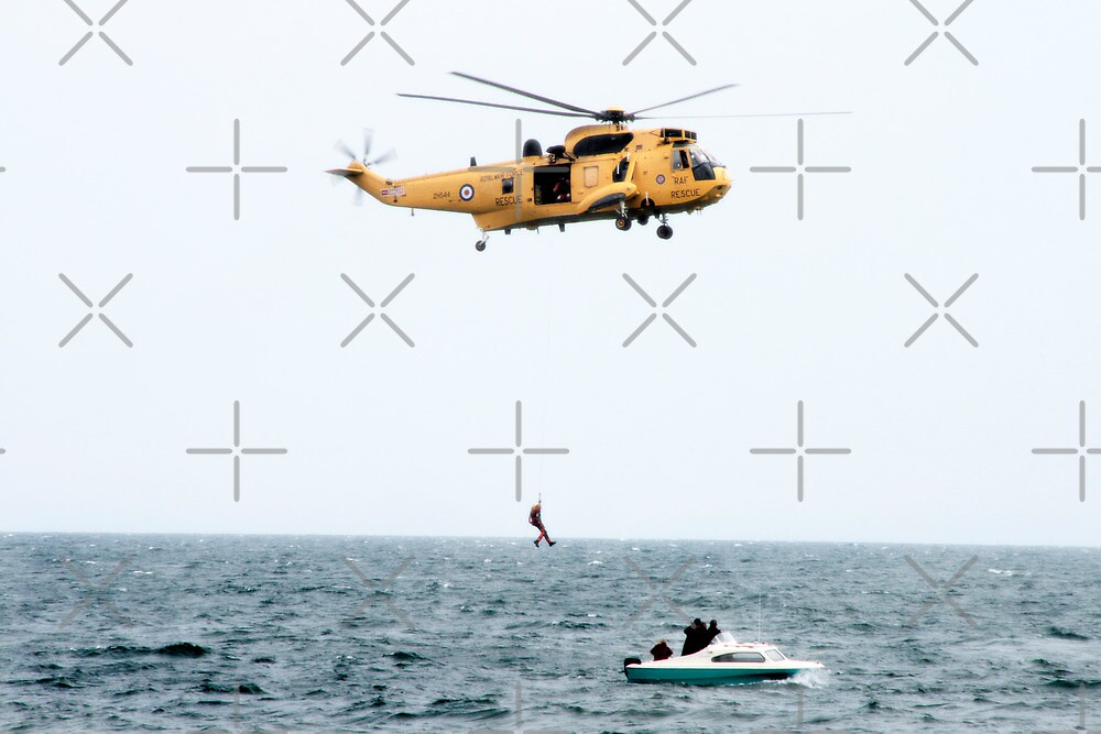 RAF Search and Rescue  by Angela E.L. Clements