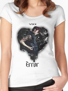 Vixx Error - Leo Women's Fitted Scoop T-Shirt