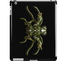 Chrono Trigger - Lavos World Revolution Form iPad Case/Skin