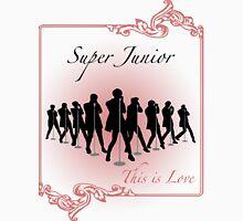 This is Love - Super Junior    Unisex T-Shirt