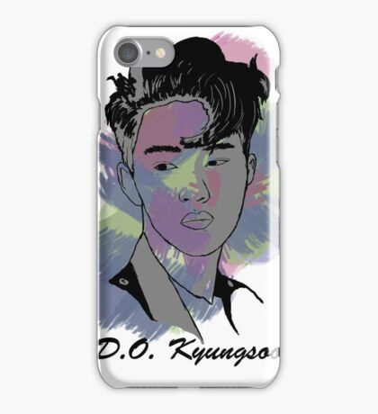 D.O Kyungsoo - color iPhone Case/Skin