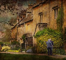 In the Cotswolds by Peter Hammer