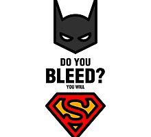 Batman vs Superman by megaman1980