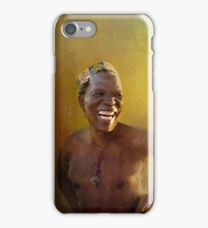 The San people! iPhone Case/Skin