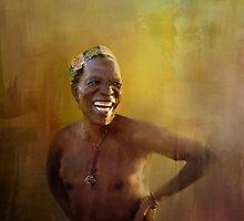 The San people! by Lyn Darlington