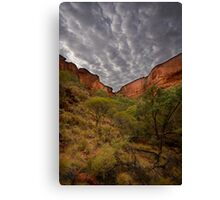 Kings Canyon, Northern Territory, Australia Canvas Print