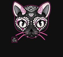Day of the Kitty PINK Womens Fitted T-Shirt