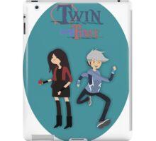 Twin Time iPad Case/Skin