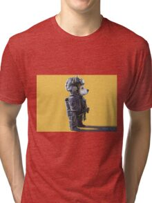 Corgi the SWAT Tri-blend T-Shirt