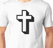 Cross. Unisex T-Shirt