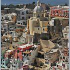 Procida Island, Italy by Catherine Ames