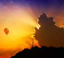 Dreams in Rainbow colors by Dragos Dumitrascu