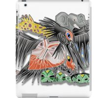 death to poachers iPad Case/Skin