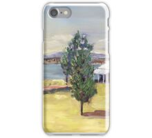 Blundell's Farmhouse, Canberra, 1960s iPhone Case/Skin