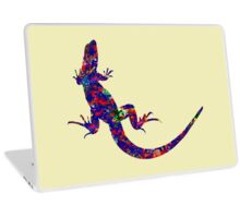 Colourful Lizard Laptop Skin