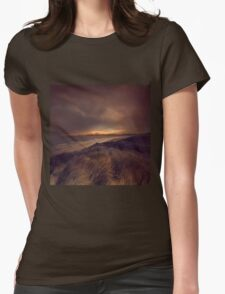 ROSSBEIGH Womens Fitted T-Shirt